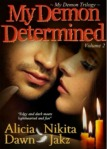 My demon determined cover