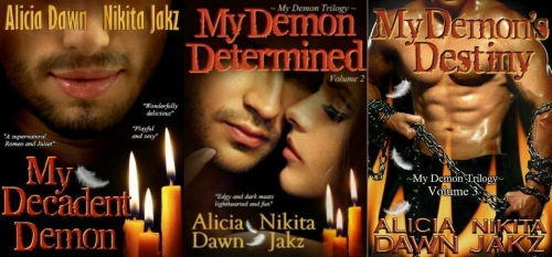 My Demon Trilogy