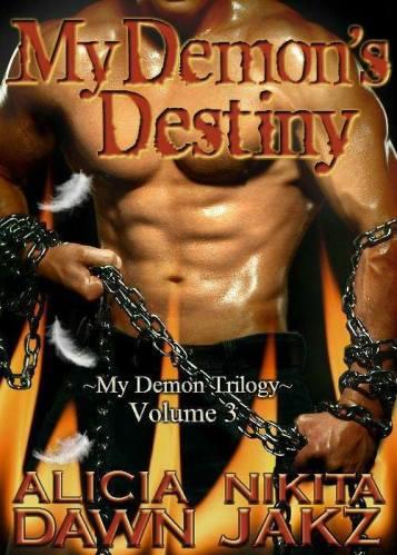 My demons destiny cover