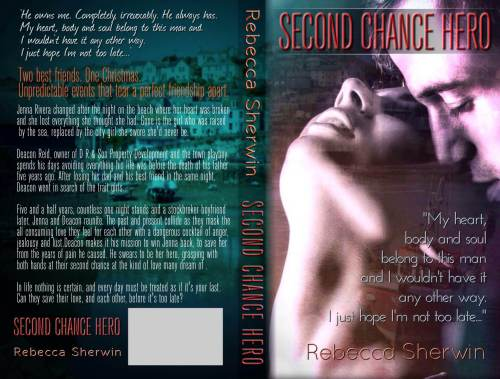 Second Chance Hero full jacket