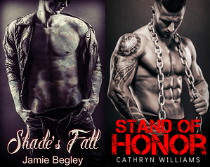 Book Tour: Shade's Fall by Jamie Begley | Book Consumed Diva