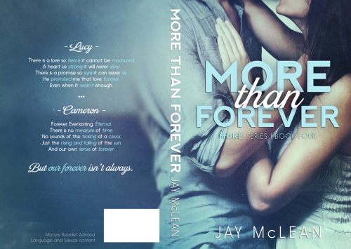 more than forever jacket