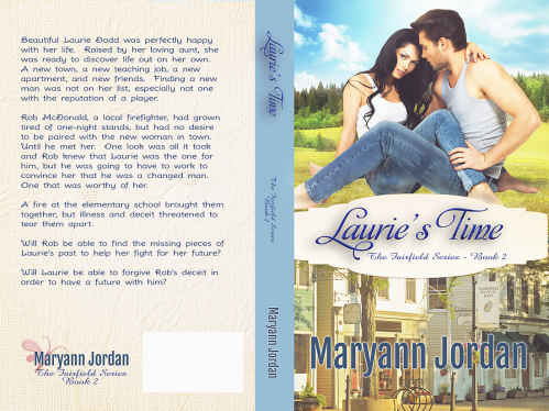 Laurie's Time Full Cover