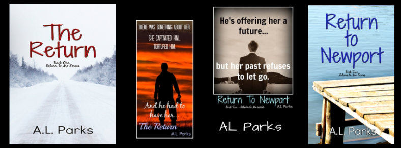 Return to Me series banner