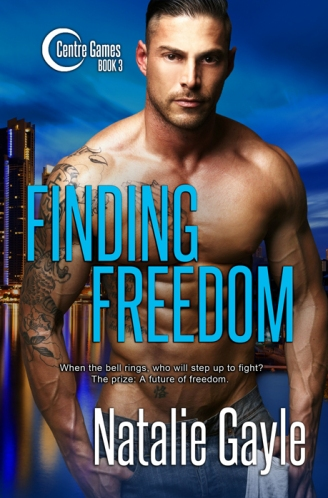 Finding freedom bigger cover