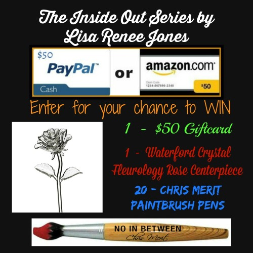 IS Blog Tour Prizes