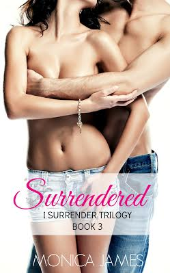 Surrendered- cover