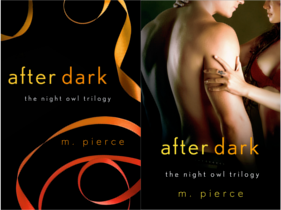 After Dark Paperback ebook Cover resize