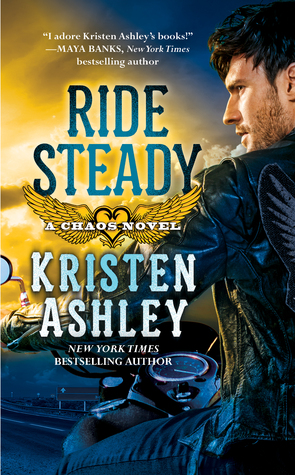 Ride Steady cover